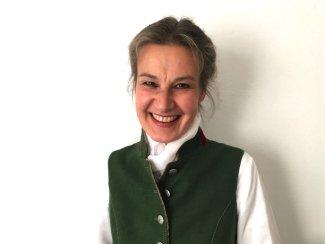 Projektleiterin Anja Bode