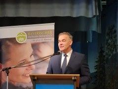1. Vorsitzender Peter Berek