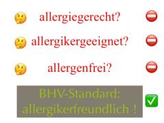 Der medizinisch geprüfte BHV-Standard unterscheidet sich von nicht näher bestimmten oder gar unsinnigen Bezeichnungen und Angeboten., © Bayerischer Heilbäder-Verband