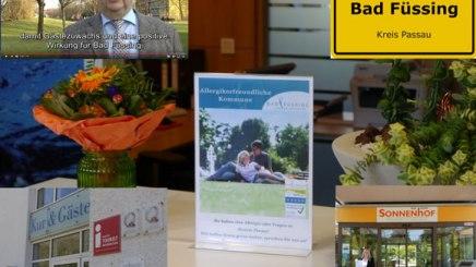 Allergikerfreundlichkeit stark kommuniziert, © Kur- und GästeService Bad Füssing KdöR