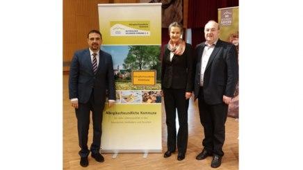 Präsentierten das neu BHV-Serviceangebot: Klaus Holetschek, Anja Bode und Rudolf Weinberger