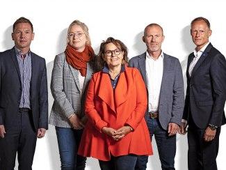 Die Mitglieder des Marketingausschusses, © Maximilian Fend/BHV