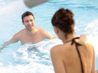 Thermalbaden hilft gegen Stress, © Bayerischer Heilbäder-Verband e.V.