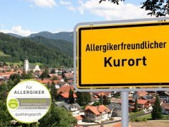 Allergikerfreundlicher Kurort, © BAYERN TOURISMUS Marketing GmbH