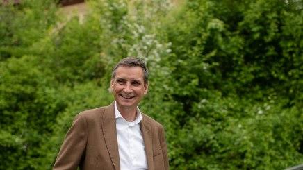 Projektleiter und Vorsitzender des Marketingausschusses Thomas Jahn, © Aibkur