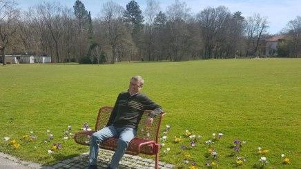 Patient Hans Schneid in Bad Füssing