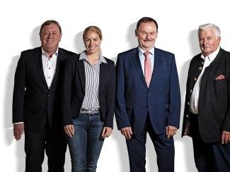 Die Mitglieder der Preiskommission, © Maximilian Fend/BHV