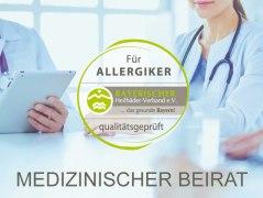 Medizinischer Beirat, Für Allergiker qualitätsgeprüfter Kurort