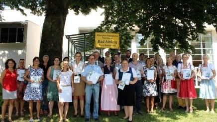 Betriebe des allergikerfreundlichen Netzwerks von Bad Aibling, © Bayerischer Heilbäder-Verband e.V.