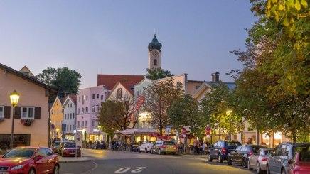 Stadtansicht Bad Aibling, © AIB-KUR GmbH & Co. KG